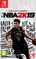 Take 2 igra NBA 2K19 Standard Edition (Switch)