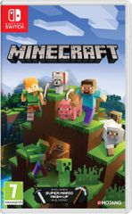 Nintendo igra Minecraft Bedrock Edition (Switch)