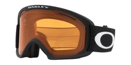 Oakley gogle narciarskie O Frame 2.0 XL Matte Black w/Persimmon & Dark Grey