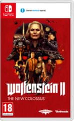 Nintendo igra Wolfenstein II: The New Colossus (Switch)