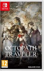 Nintendo igra Octopath Traveler (Switch)