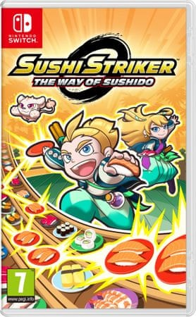 Nintendo igra Sushi Striker: The Way Of Sushido (Switch)
