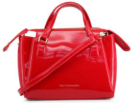 Tru Trussardi červená kabelka