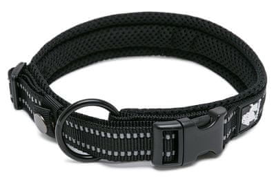 Truelove ovratnica Flex, XL, črna