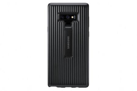 Samsung Galaxy Note 9 tvrzený ochranný zadní kryt, černý EF-RN960CBEGWW