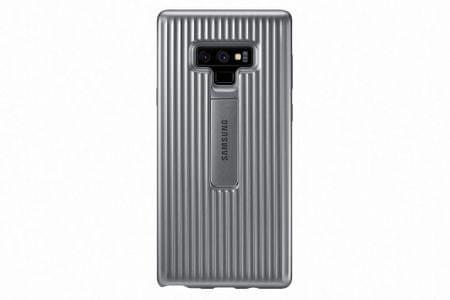 Samsung alaxy Note 9 tvrzený ochranný zadní kryt, šedý EF-RN960CSEGWW