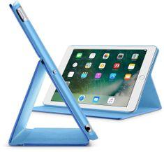"CellularLine Pouzdro se stojánkem FOLIO pro Apple iPad 9,7"" (2018), modré FOLIOIPAD1897B"