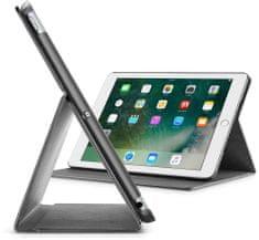"""CellularLine Pouzdro se stojánkem FOLIO pro Apple iPad 9,7"""" (2018), černé FOLIOIPAD1897K"""