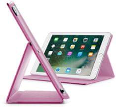 "CellularLine Pouzdro se stojánkem FOLIO pro Apple iPad 9,7"" (2018), růžové FOLIOIPAD1897P"