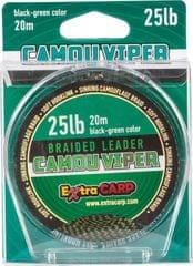Extra Carp Camou Viper Braid 20 m