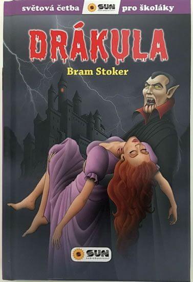 Stoker Bram: Drákula - Světová četba pro školáky