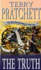 Pratchett Terry: The Truth : (Discworld Novel 25)