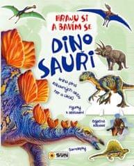 Dinosauři - Hraju si a bavím se