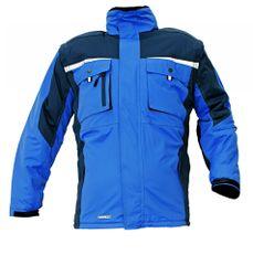 Allyn Zimná bunda 2v1 pánska modrá M