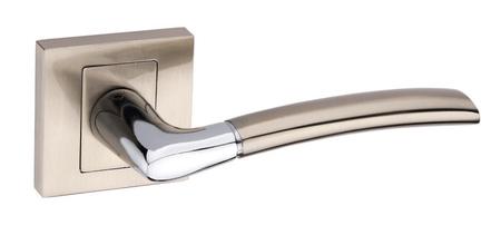 Infinity Line Dalia 100K satina/chrom - kľučka na dvere  - bez rozety