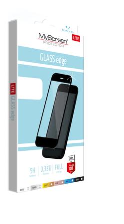 My Screen Protector Lite kaljeno zaščitno steklo za LG G7, črno