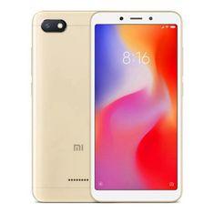 Xiaomi GSM telefon Redmi 6A 2/32GB, zlat