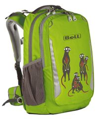 Boll SchoolMate 18L Artwork Lime
