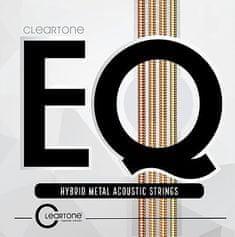 Cleartone EQ 10-47 Extra Light Kovové struny pro akustickou kytaru