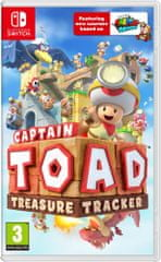 Nintendo igra Captain Toad: Treasure Tracker (Switch)