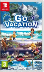 Nintendo igra Go Vacation (Switch)