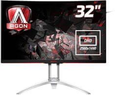 AOC MVA Gaming monitor AG322QCX 80