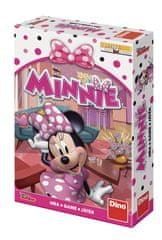 Dino Minnie společenská hra v krabici 20x29x6 cm Disney