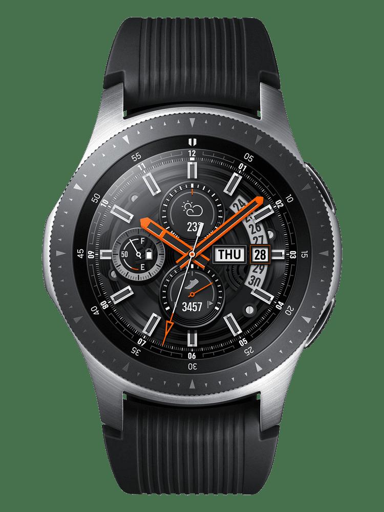 Samsung Galaxy Watch 46mm, Silver (SM-R800NZSAXEZ)