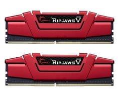G.Skill pomnilnik (RAM) Ripjaws V 8GB (2x4GB) DDR4, 2666 MHz (F4-2666C15D-8GVR)