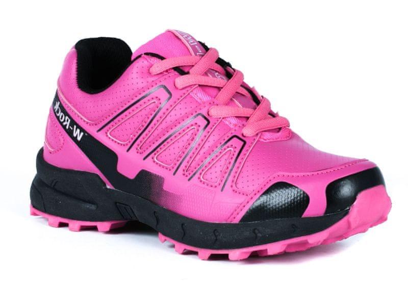 Wink dívčí outdoorová obuv 31 růžová