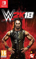 Take 2 igra WWE: 2K18 (Switch)