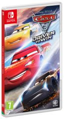 Warner Bros igra Cars 3: Driven to Win (Switch)
