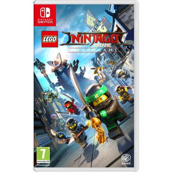 Warner Bros igra LEGO Ninjago (Switch)