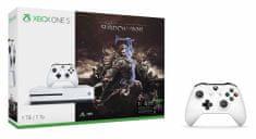 Microsoft Xbox One S 1TB + Middle-Earth: Shadow of War + Ovladač