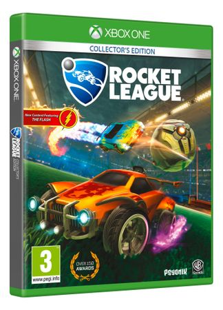 Warner Bros igra Rocket League: Collector's Edition (Xbox One)