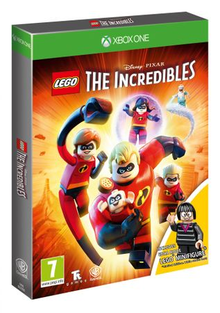 Warner Bros igra LEGO Incredibles Toy Edition (Xbox One)