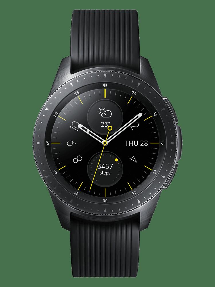 Samsung Galaxy Watch 42mm, Midnight Black (SM-R810NZKAXEZ) - rozbaleno