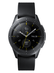 Samsung Galaxy Watch 42mm, Midnight Black (SM-R810NZKAXEZ)