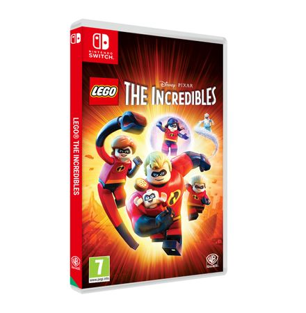 Warner Bros igra LEGO Incredibles (Switch)
