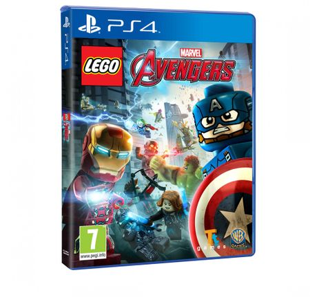 Warner Bros igra LEGO Marvel Avengers (PS4)