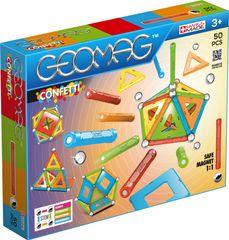 Geomag Confetti 50 építőkészlet