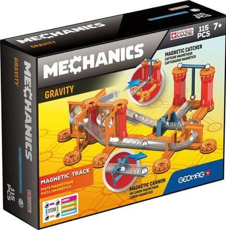 Geomag Mechanics Gravity 115 mágneses építő