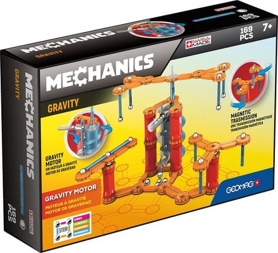 Geomag Mechanics Gravity 169