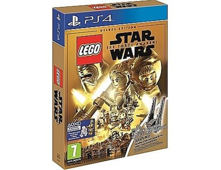 Warner Bros igra LEGO Star Wars: The Force Awakens Deluxe Edition (PS4)