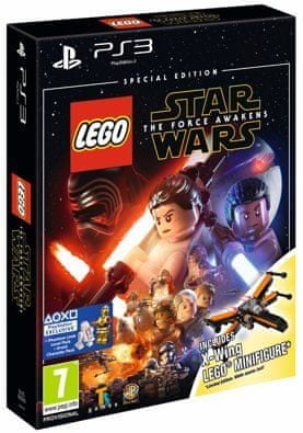 Warner Bros igra LEGO Star Wars: The Force Awakens Special Edition (PS3)