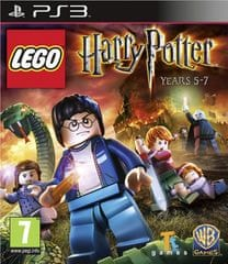 Warner Bros igra LEGO Harry Potter: Years 5-7 (PS3)