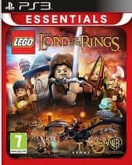 Warner Bros igra LEGO Lord Of The Rings Essentials (PS3)