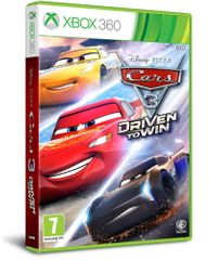 Warner Bros igra Cars 3: Driven to Win (Xbox 360)