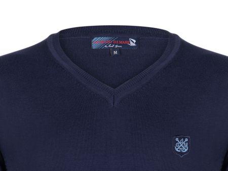 Giorgio Di Mare pánský svetr XL tmavě modrá  adf4786628