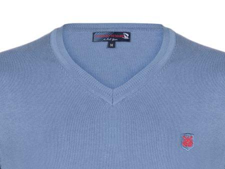 Giorgio Di Mare pánský svetr XXL modrá  e52f8c2a12